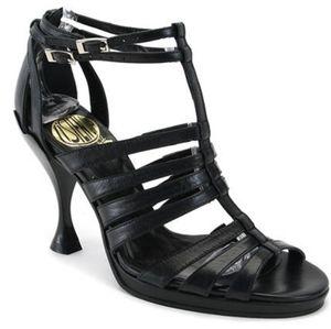 John Fluevog Ivanna sandals size 7 BNWOB